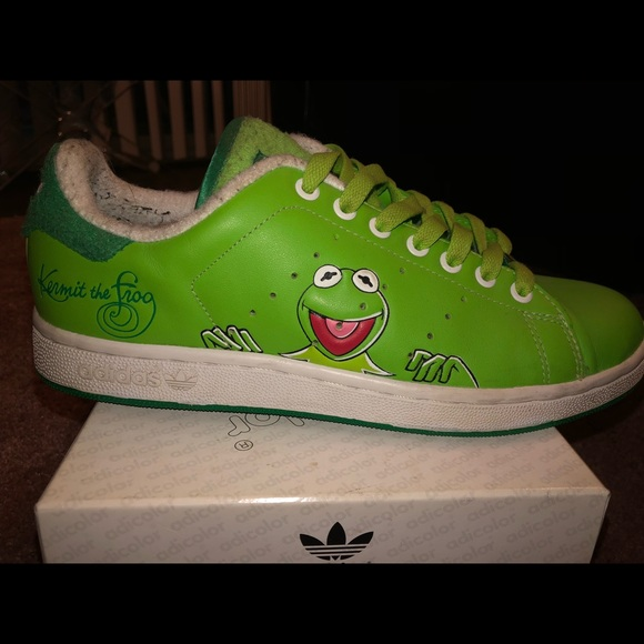 Kermit Adidas Stan S. Adicolor